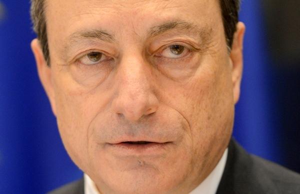 Foto artículo: La banca italiana, asignatura pendiente de Mario Draghi
