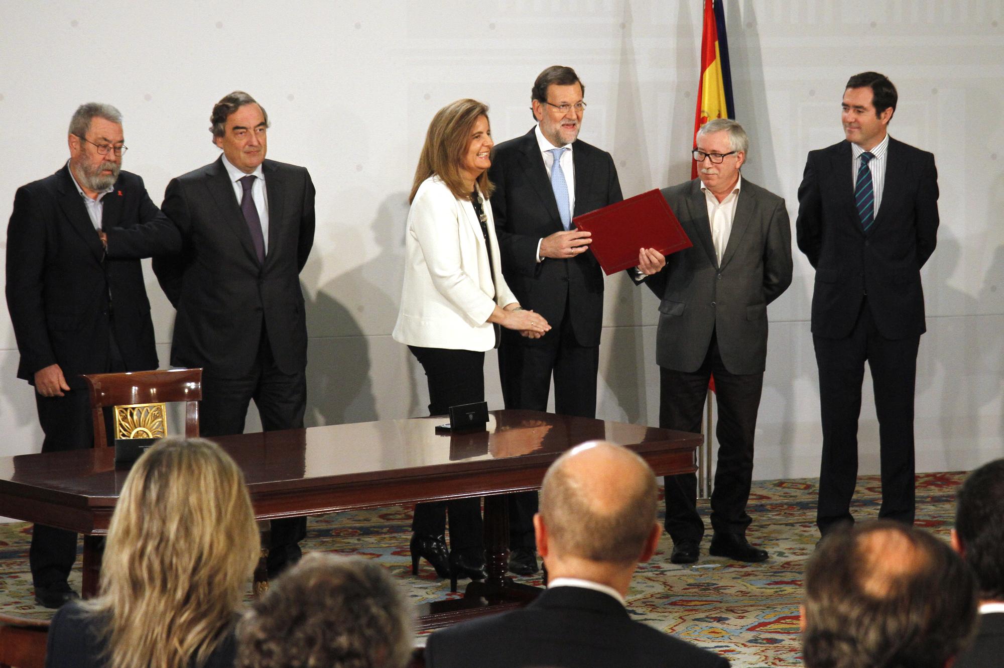 Foto artículo: El millón de empleos de Rajoy
