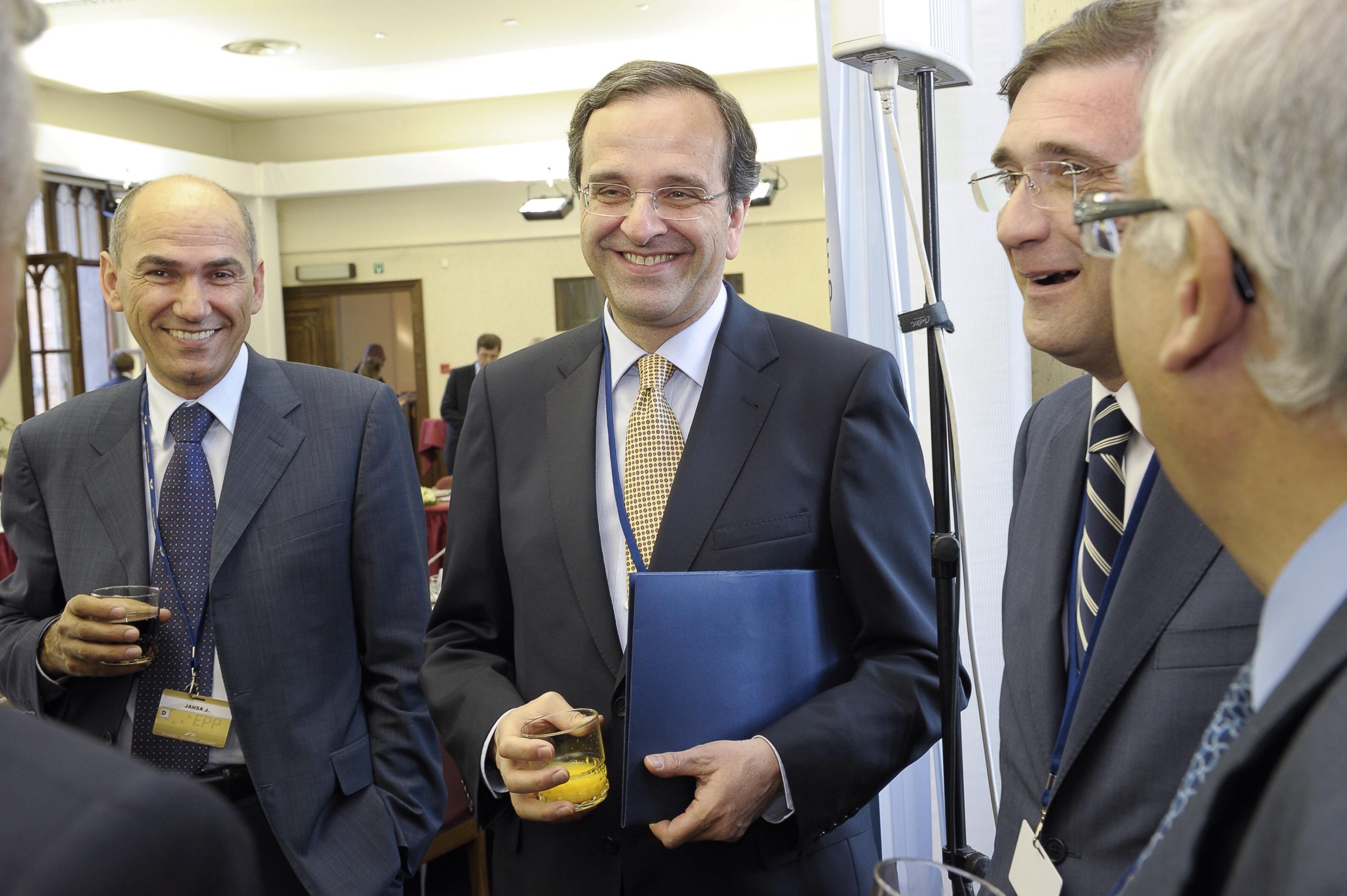 Foto artículo: ¡Grecia ya marcha viento en popa!
