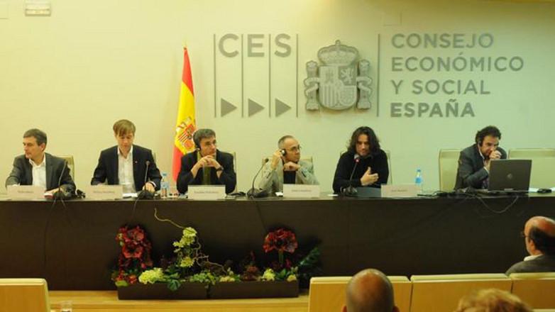 Foto artículo: SPD-Syriza: conexión en Madrid