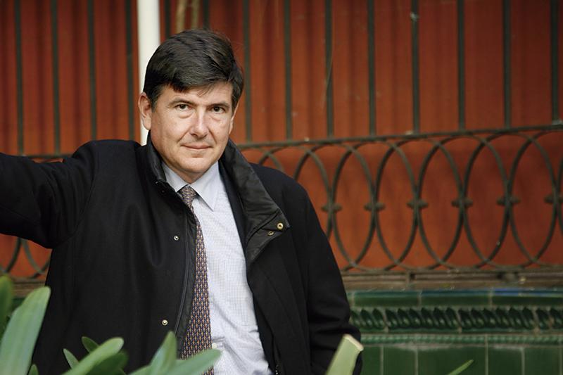 """Foto artículo: Manuel Pimentel """"Hay dos tipos de empresas:  la banca  y las demás"""""""