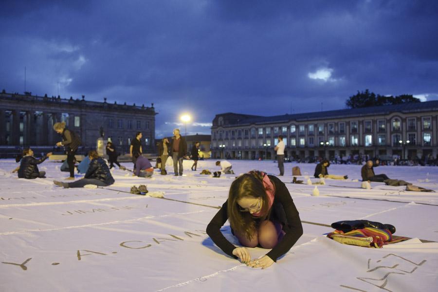 Colombia no renuncia a la paz alternativas econ micas for Ministerio del interior colombia
